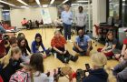 Get PAWSitively Stress Free with therapy dogs at Milner Library article thumbnail