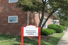 Professional Development Building exterior