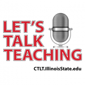 Let's Talk Teaching logo