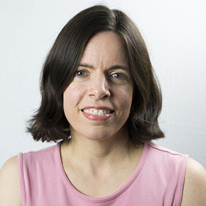 image of assistant professor of English Mary Jeanette Moran