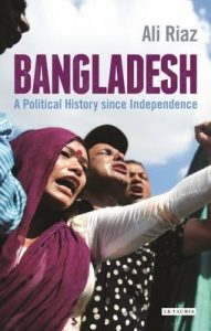 image of cover of Ali Riaz book on Bangladesh