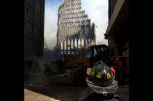 NY Firefighter looks at 9/11 aftermath