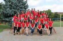 Honors Leadership Team Group Photo
