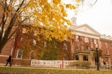 image of Fell Hall The Quad of Illinois State University