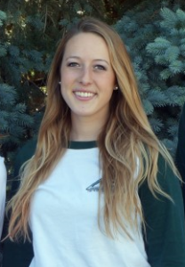 Danielle Hall, 2016 John Green Scholarship recipient