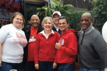 Members of Illinois State's Seattle alumni network