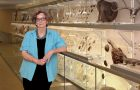 History in her hands: Alumna collects, protects national treasures article thumbnail