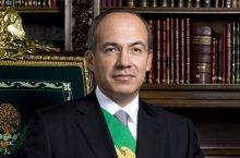 Image of Felipe Calderón from the World Leadership Alliance.