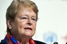 Image of Gro Brundtland