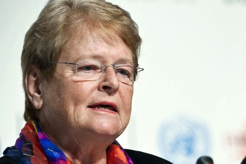 Gro Brundtland lecture cancelled article thumbnail
