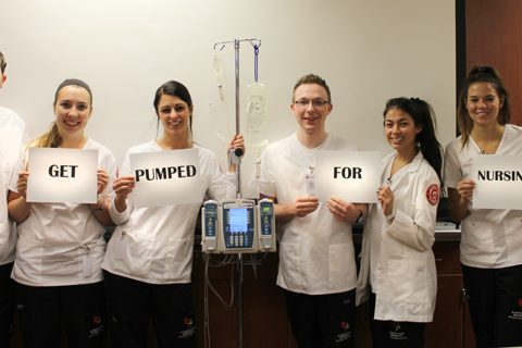 Join the 'Get Pumped for Nursing' campaign article thumbnail