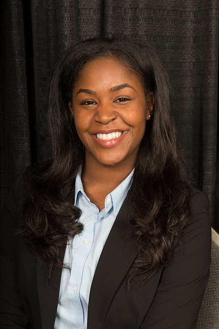 Raven Harrington uses the transferable skills she attained in sociology to be successful in her role as a management trainee.