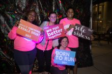 2016 Neon at Night 5K participants