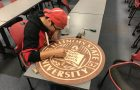 Technology and Engineering Education students design, build new commencement podium article thumbnail