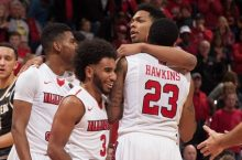 image of Redbird men's basketball