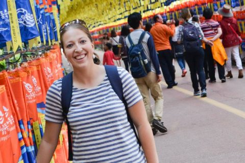 Spanish Education alum lives in South Korea as Fulbright participant article thumbnail