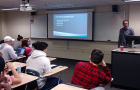 Alumnus Michael Hill speaks to Public Policy students article thumbnail