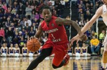 image of Illinois State Univesity Redbird men's basketball