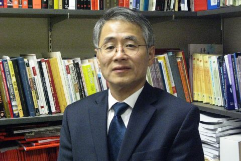 Professor receives $80,000 grant for studies of Taiwan article thumbnail
