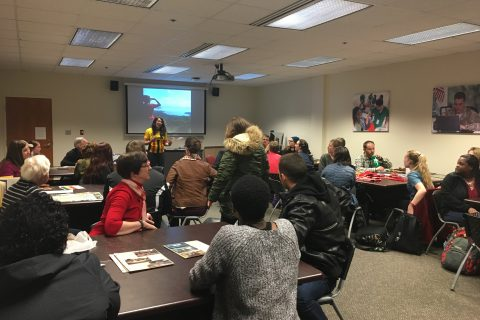 Returned Peace Corps Volunteers visit for Peace Corps Week 2017 article thumbnail