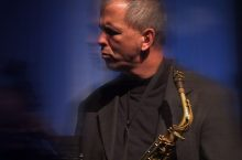 image of saxophonist Dick Oatts