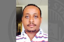 New Faculty Wondwosen Seyoum Department of Geography-Geology