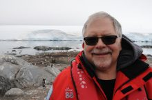 image of Climate change expert John Smol in a photo from Queen's University, where he is professor of biology.