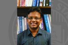 New Faculty Member Uttam Manna, Department of Phsyics