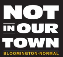 image of the logo for Not In Our Town