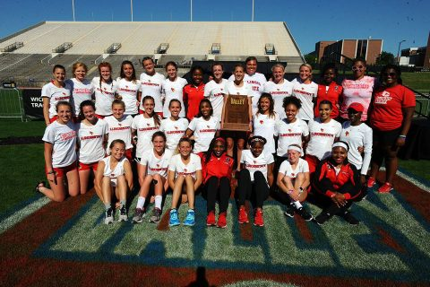 Track and Field finish strong at MVC Championship article thumbnail