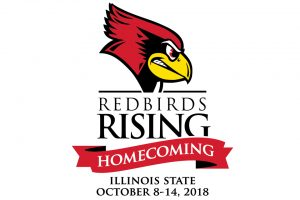 Homecoming 2018 logo