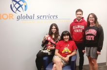 IOR Global Services employees.