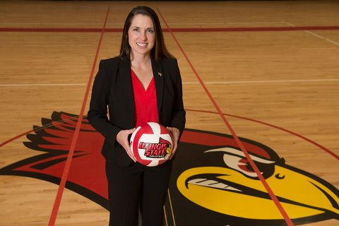 Johnson named Illinois State Head Volleyball Coach article thumbnail