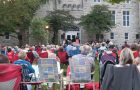 Concert goers enjoy 40 seasons of annual favorites such as Singing Under the Stars. (Photo by Ralph Weisheit, 2013)