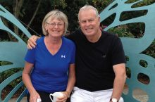 Mary Ellen Moehle '71 and Lonny King '72