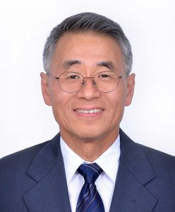 Photo of T.Y. Wang