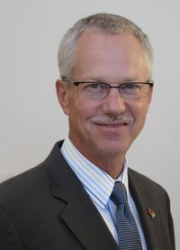 Gary Koppenhaver, chair and professor, Department of Finance, Insurance and Law