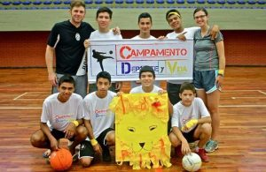 Sports camp in Paraguay