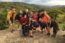 Faculty Led Study Abroad Group