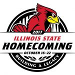 Homecoming 2017 logo