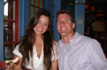 A photo of Brittany Maynard and Dan Diaz