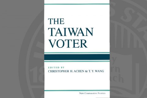 New book explores politics in Taiwan article thumbnail