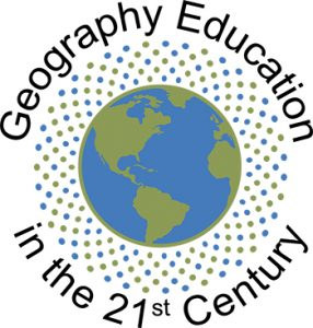 Logo for 2017 Geography Education in the 21st Century