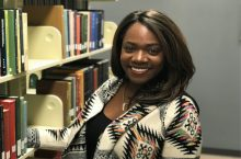 Photo of student Deja Whitt