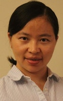 Jianwei Lai, faculty in the school of information technology, smiling at the camera