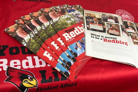 image of the Student Affairs Viewbook