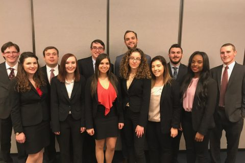 Redbirds sweep individual awards at Lewis Mock Trial Tourney article thumbnail