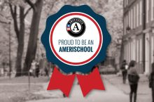 Proud to be an AmeriSchool badge