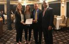 Mackenzie Reichers and Olivia Parker compete at RBI National Sales Challenge