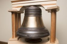 Replica of the Founders Bell
